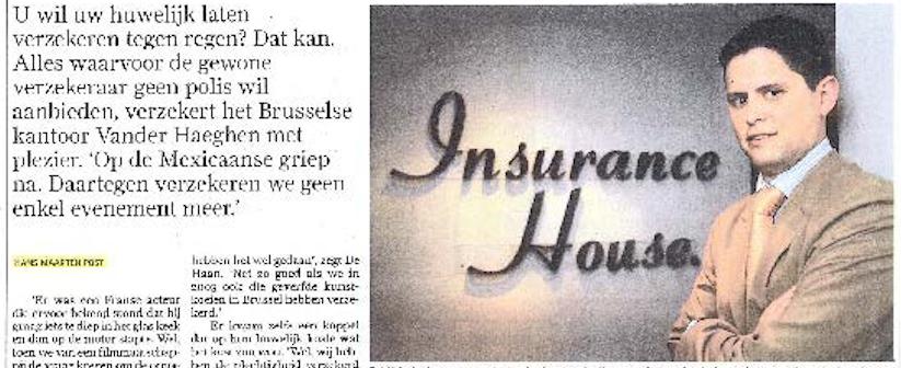 NIEUWS article – Vander Haeghen & Co
