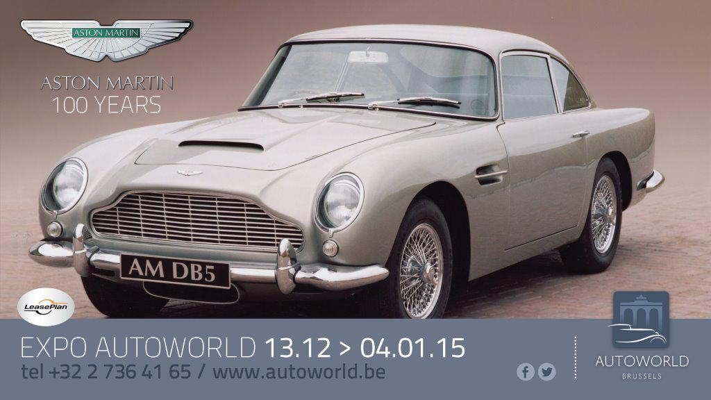 100 ans de Aston Martin