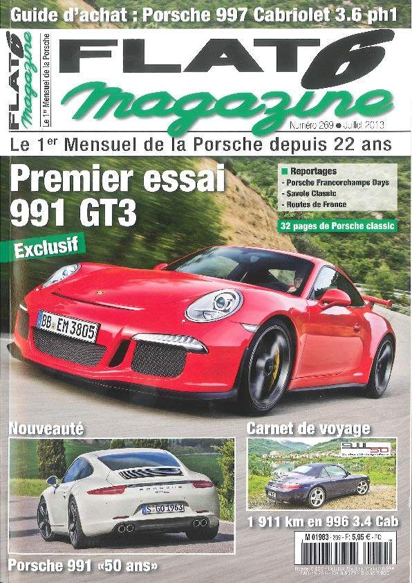 Flat 6 magazine Vander Haeghen & Co