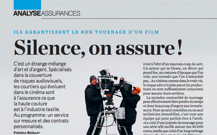 Analyse Assurances – Silence, on assure!