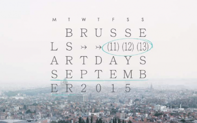 Brussels Art Days – Press Review