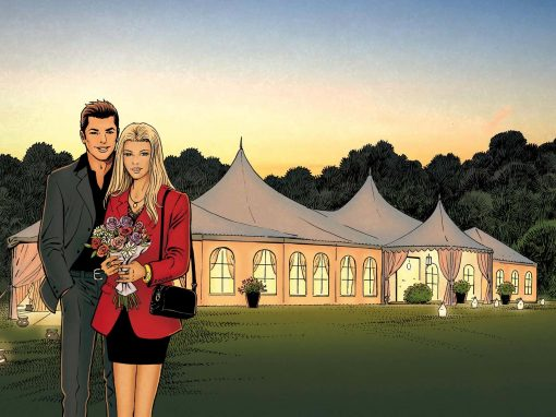 Tent and Marquee Cover